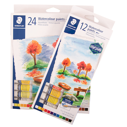 Staedtler Watercolour Paints  large