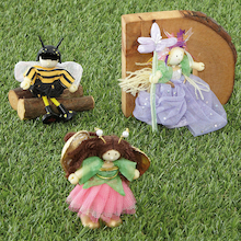Small World Fairy Set 6pcs  medium