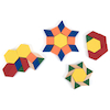 Pattern Blocks Wood (250 pcs)  small