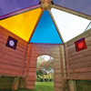 Outdoor Rainbow Den  small