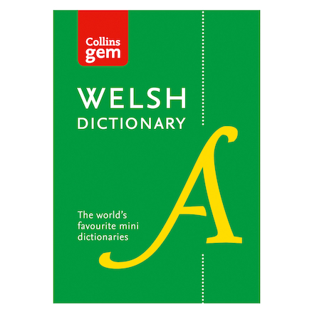 Collins Welsh Dictionary: GEM Edition  large