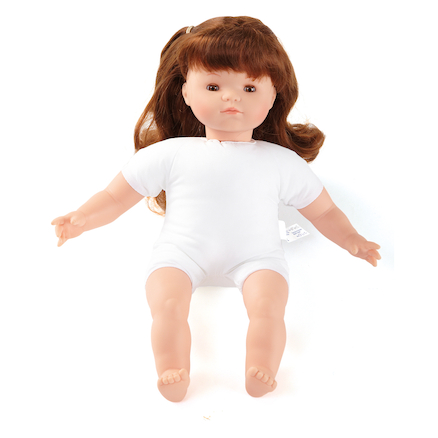 Multicultural Soft Bodied Dolls  large
