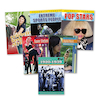 KS2 Popular Culture Books 6pk  small