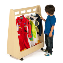 Basic Dressing Up Trolley  medium