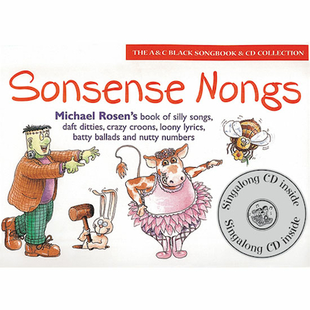 Sonsense Nongs Book CD ROM Site Licence  large