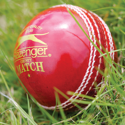 Slazenger County Match Cricket Ball  large