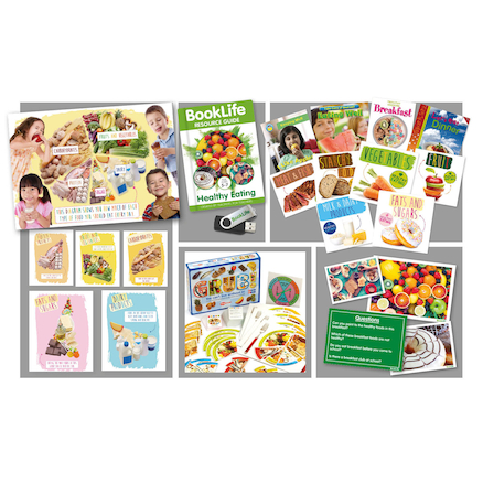 Healthy Eating Topic Collection  large