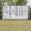 Outdoor Immersive Environment Backdrop Winter  small