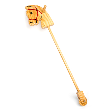 Wooden Toy Hobby Horse 93cm  large