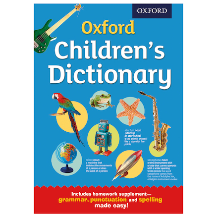 Oxford Children's Dictionary  large