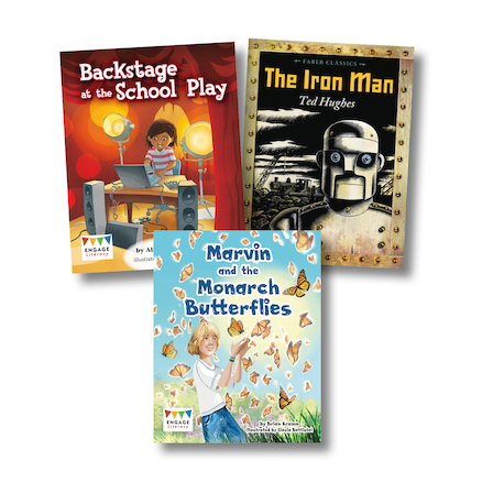 Guided Reading Packs \- Grey Band  large