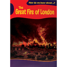 The Great Fire Of London Story Book  medium