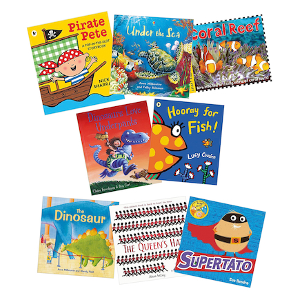 Early Years Themed Book Packs  large