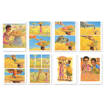 Story Talk Cards \x26 Character Activity Sets  large