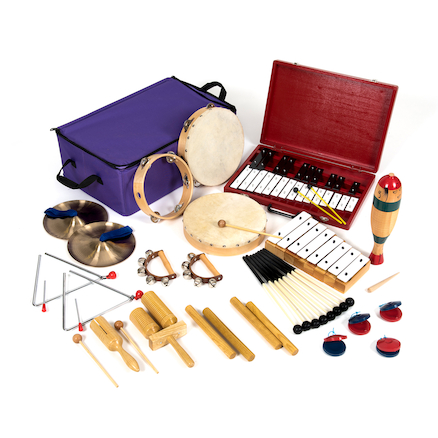 KS2 Musical Instrument Set 25pk  large