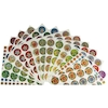 Assorted Sparkly Reward Stickers 567pk  small