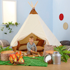 Indoor Fabric Teepee  small