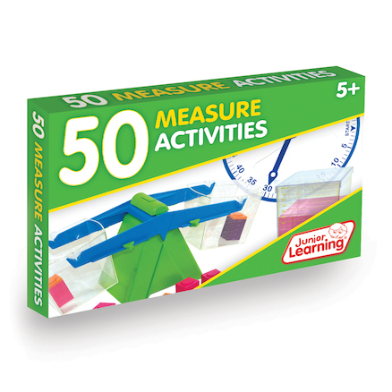50 Measure Activities  large
