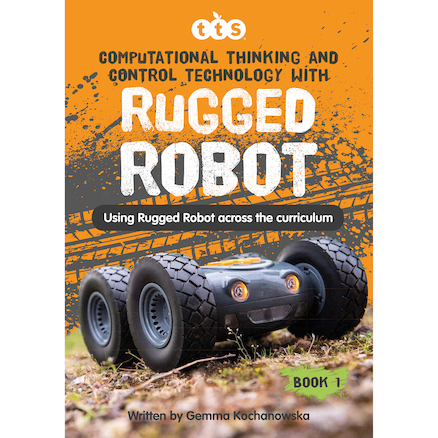 Rugged Robot Activities Book Hard Copy  large