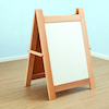 Single Toddler Wooden Chalkboard Easel  small