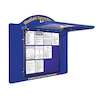 Wallmounted Outdoor Noticeboards  small