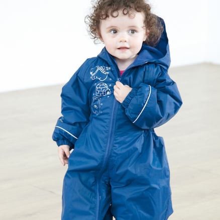 Waterproof Splosh Padded Puddlesuits 12\-18 months  large