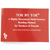 Toe By Toe Reading Manual For Teachers And Parents  small