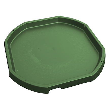 Plastic Active World Tray Green  large