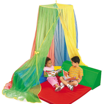 Cosy Corner Multicoloured Canopy  large