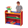Open Storage Bookcase  small