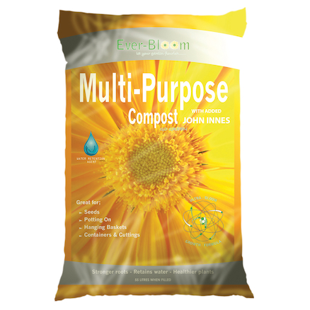 Multi Purpose Compost with John Innes 55L  large