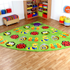 Back to Nature Corner Rug  small