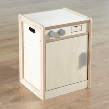 Role Play Wooden Dishwasher  medium
