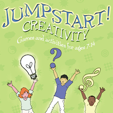 Jumpstart Creativity Literacy Lesson Openers  medium