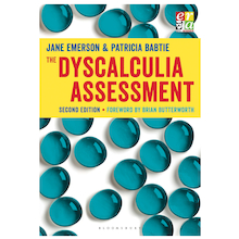 The Dyscalculia Assessment Book  medium
