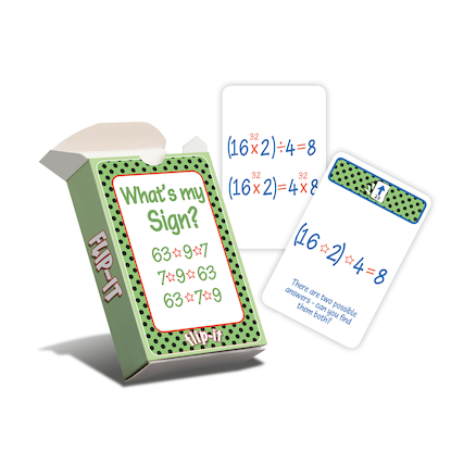 Flip\-It Dyscalculia Set 1  large