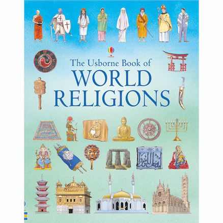 KS2 Book of World Religions  large