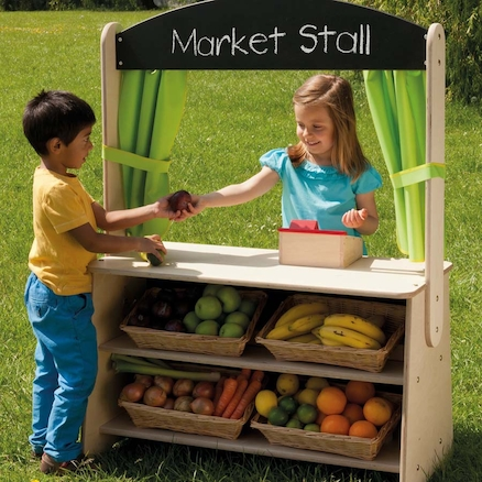 Outdoor Role Play Puppet Theatre\/Shop  large