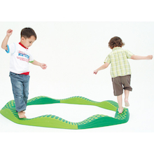 Tactile Ridged Balance Path 8pcs  medium