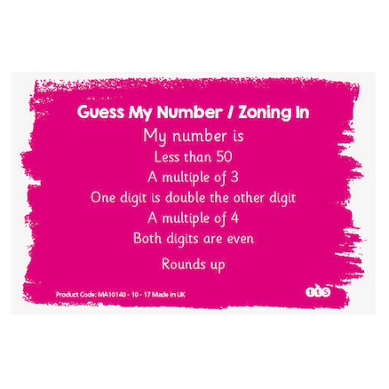 Maths Reasoning Activity Cards Year 3 100pk  large