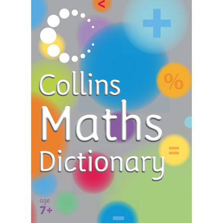 Maths Dictionary  large