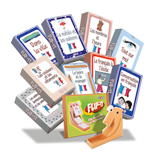 Flip-It French Topic Set  medium