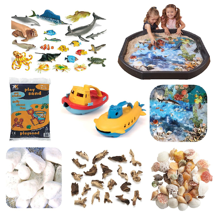 Under the Sea Tuff Tray Bundle  large