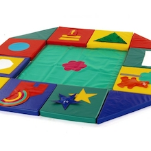 Soft Play Record and Play Sensory Mat  medium