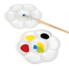 Flower Paint Palette 2pk  small