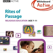 Rites of Passage CD ROM BBC  medium