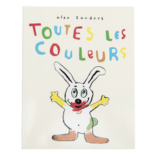Toutes Les Couleurs French Storybook  medium