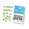 Funky Push Pins 24pk  small