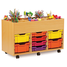 8 Tray Kinderbox Storage Unit  medium