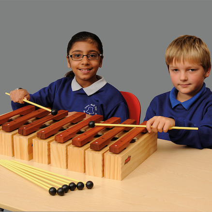 Xylophone Chime Bars  large